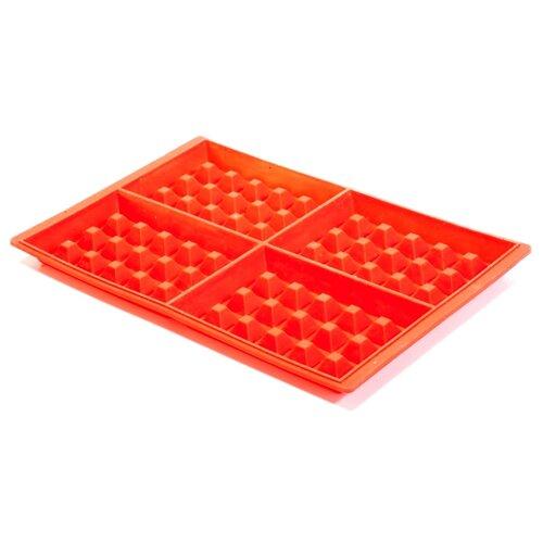 Фото - Форма для выпечки BRADEX TK 0212, 28х18.5х1.5 см форма для котлет bradex tk 0227 красный