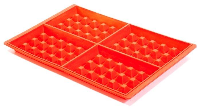 Форма силиконовая Венские вафли, TK 0212 (Bradex)