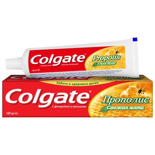 Купить Зубная паста Colgate Прополис Свежая мята, 100 мл
