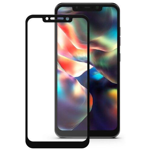 Купить Защитное стекло Mobius 3D Full Cover Premium Tempered Glass для Xiaomi Pocophone F1 черный
