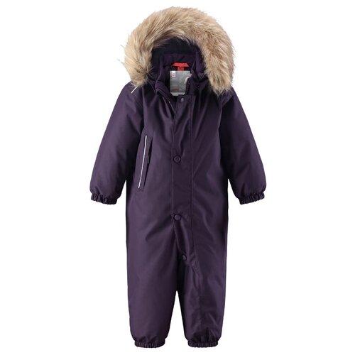Купить Комбинезон Reima Gotland 510270 размер 74, фиолетовый, Теплые комбинезоны