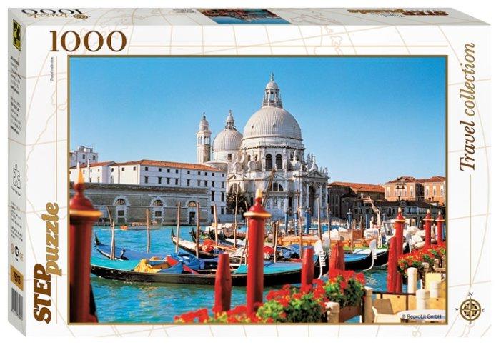 Пазл Step puzzle Travel Collection Гранд канал Венеция (79016), 1000 дет.