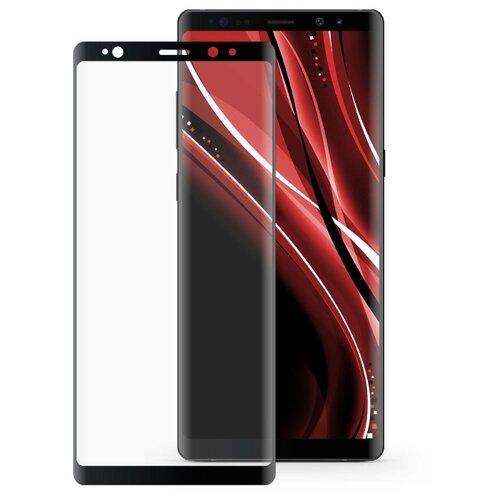 Купить Защитное стекло Mobius 3D Full Cover Premium Tempered Glass для Samsung Galaxy Note 9 черный