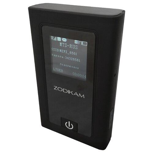 Wi-Fi роутер ZDK M3 черный