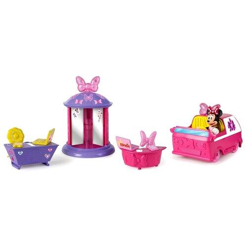 Купить Фигурка IMC Toys Минни - Любимый офис 182585, Игровые наборы и фигурки