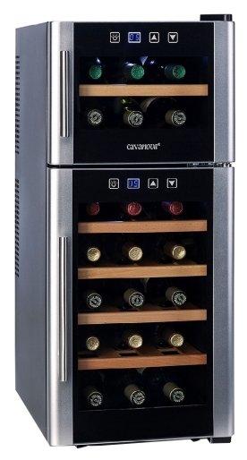 Холодильник для вина или правильно храним домашнюю коллекцию вин в бутылках 83