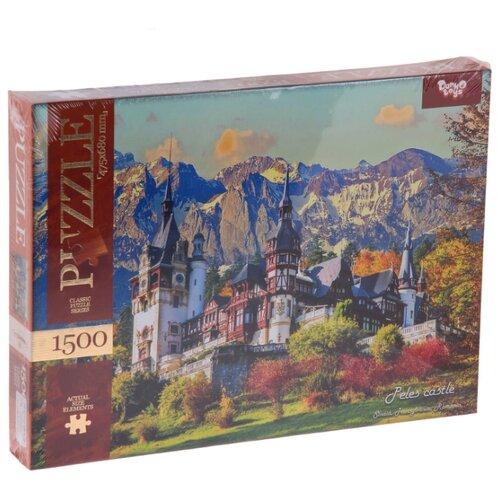 Купить Пазл Danko Toys Замок (C1500-02-07), 1500 дет., Пазлы