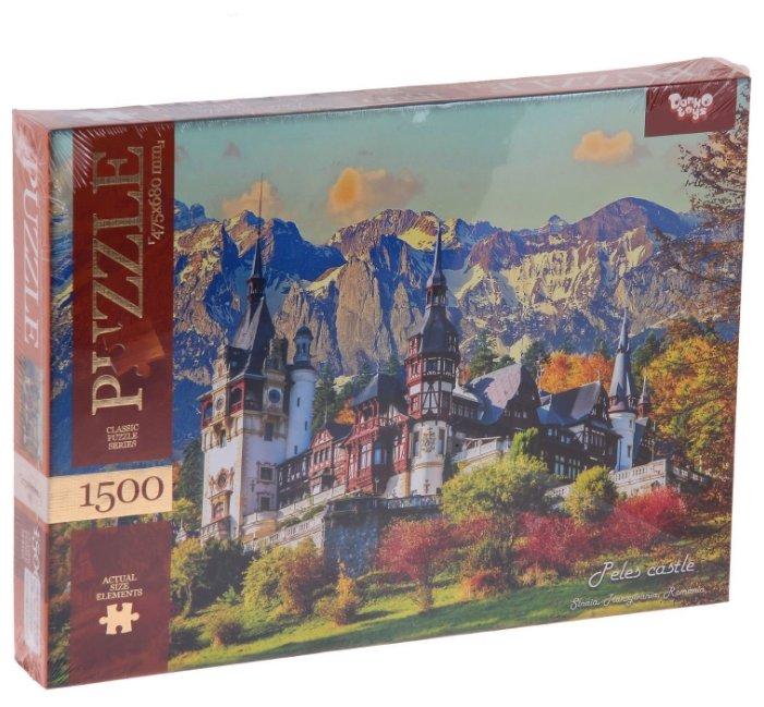 Пазл Danko Toys Замок (C1500-02-07), 1500 дет.