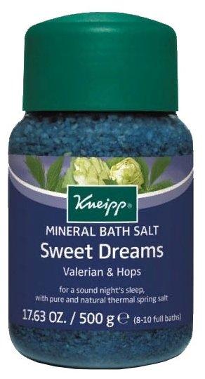 Kneipp Соль для ванн Здоровый сон 500 г