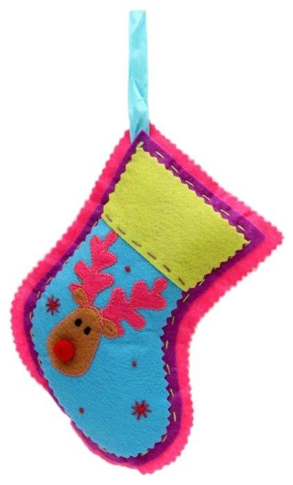 Елочная игрушка Феникс Present Носок (25342)