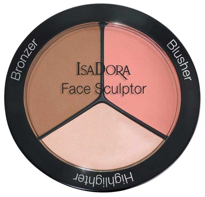 IsaDora Многофункциональное средство для макияжа лица Face Sculptor