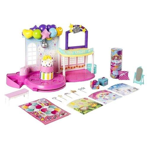 Купить Игровой набор Spin Master Party Popteenies - Вечеринка 46803, Игровые наборы и фигурки