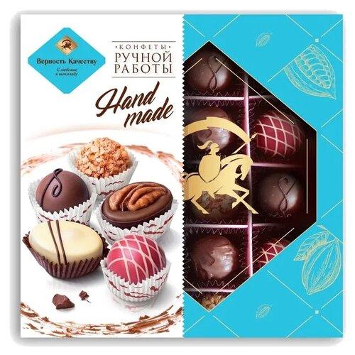 Набор конфет Верность качеству ручной работы 230 г набор конфет mieszko с марципаном 230 г