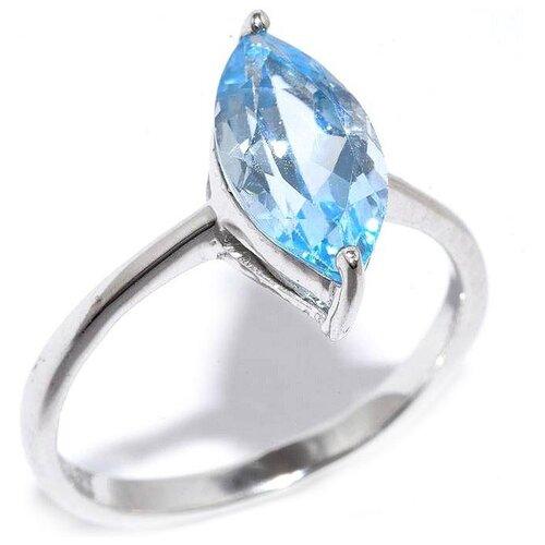 Silver WINGS Кольцо с топазами из серебра 210036-32-71, размер 17 silver wings кольцо с топазами из серебра 210047 32 54 размер 17
