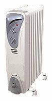 Масляный радиатор General Climate NY15AR7