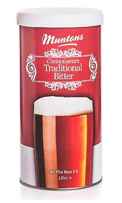 Пивная смесь MUNTONS Traditional Bitter 1,8 кг