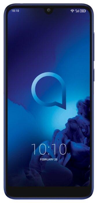Смартфон Alcatel 3L 5039D 2/16Gb Blue