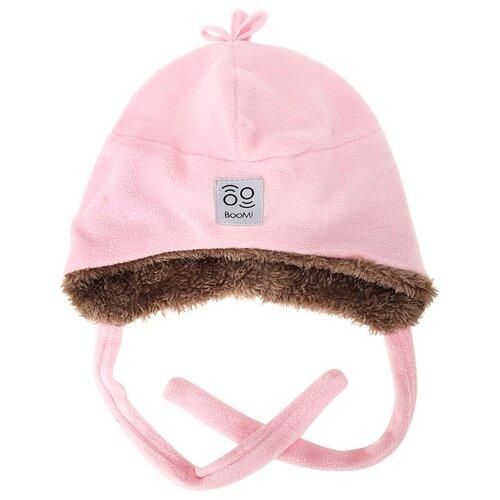 Купить Шапка BOOM! by Orby размер 48, 52, розовый, Головные уборы