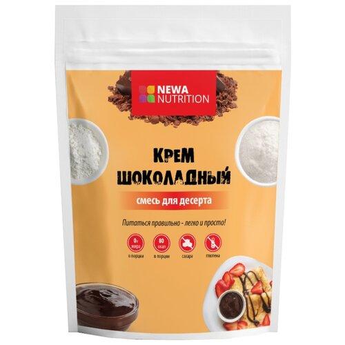Фото - Смесь для крема NEWA Nutrition Крем шоколадный 150 г смесь для десерта newa nutrition пудинг шоколадный вкус 150 г