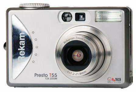 Фотоаппарат Rekam Presto-T55