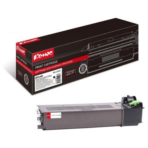 Картридж лазерный Комус MX-235GT черный, для Sharp AR-5618/20/23