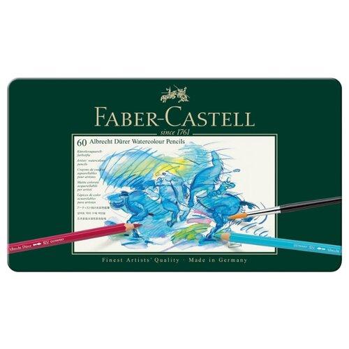 Faber-Castell Карандаши акварельные Albrecht Durer, 60 цветов (117560) a durer albrecht durers unterweisung der messung