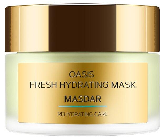 Zeitun Интенсивно увлажняющая экспресс-маска Masdar Oasis