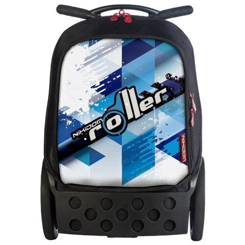 Nikidom Рюкзак на колесах с телескопической ручкой 9017 Cool BlueРюкзаки, ранцы<br>