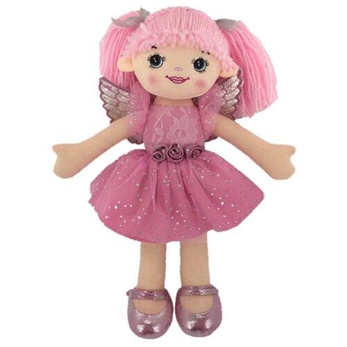 Купить Мягкая игрушка ABtoys Кукла Балерина розовая 30 см, Мягкие игрушки