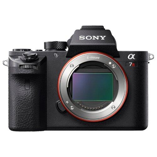 Купить Фотоаппарат Sony Alpha ILCE-7RM2 Body черный
