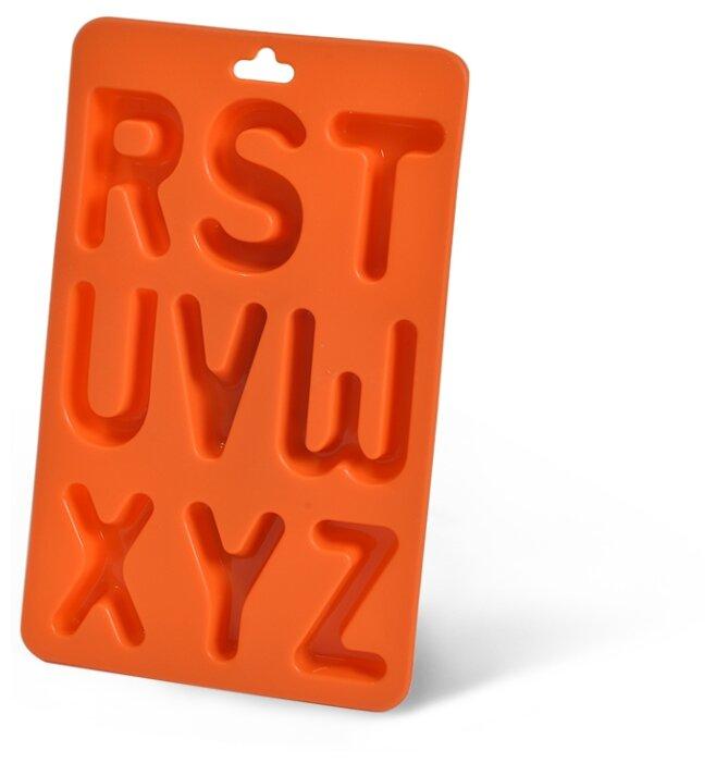 Форма для льда Fissman Буквы английского алфавита от R до Z