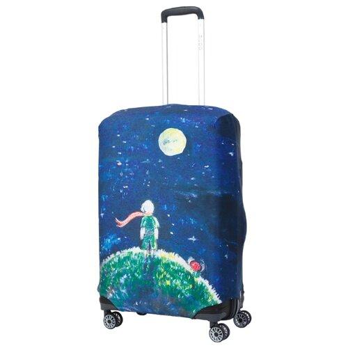 Фото - Чехол для чемодана METTLE Little Prince M, синий/зеленый little prince