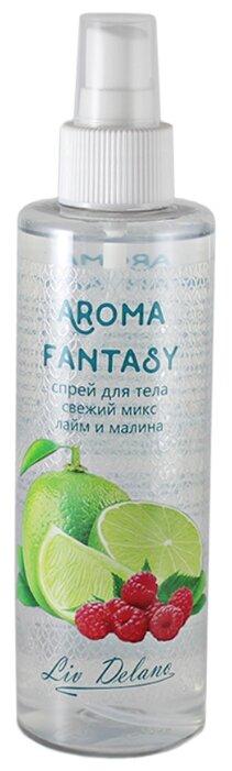 Ароматический спрей для тела Liv Delano Aroma Fantasy