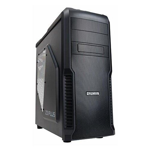 Компьютерный корпус Zalman Z3 Plus Black