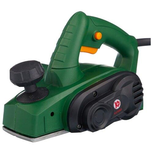 цена на Электрорубанок КАЛИБР РЭ-700А зеленый/черный