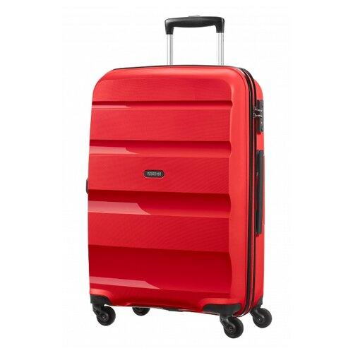Чемодан American Tourister Bon Air 57.5 л, красный