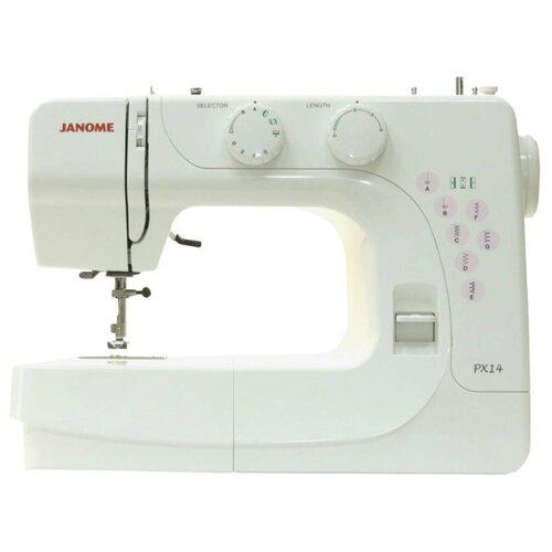 Швейная машина Janome PX14, белый