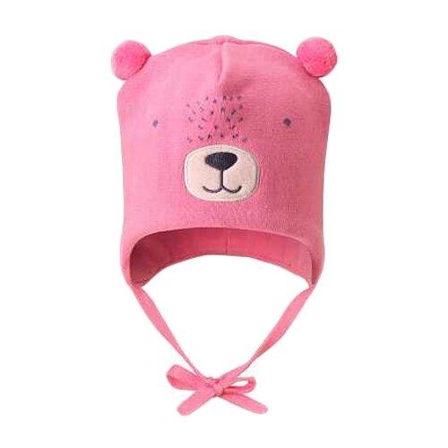 Купить со скидкой Шапка-бини Lassie размер 50, розовый