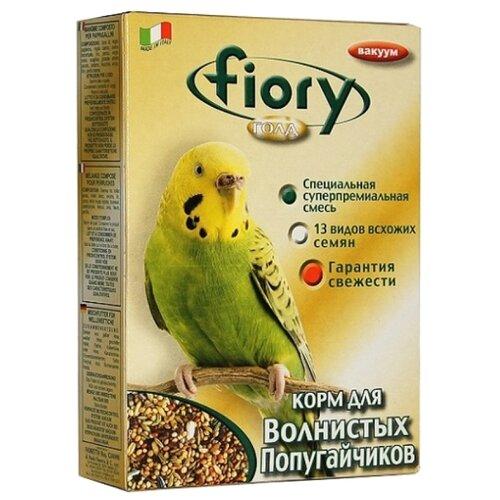 Fiory корм Oro Mix cocory для волнистых попугаев 400 г