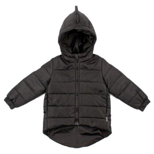 Купить Куртка bodo 32-7U размер 98-104, черный, Куртки и пуховики