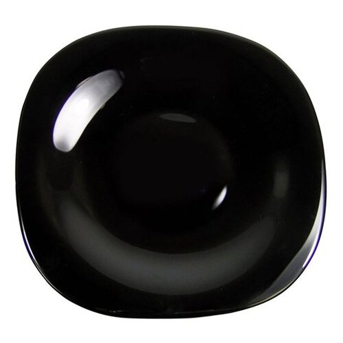 Luminarc Тарелка суповая Carine Black 21 см черный тарелка суповая luminarc amely 22 см