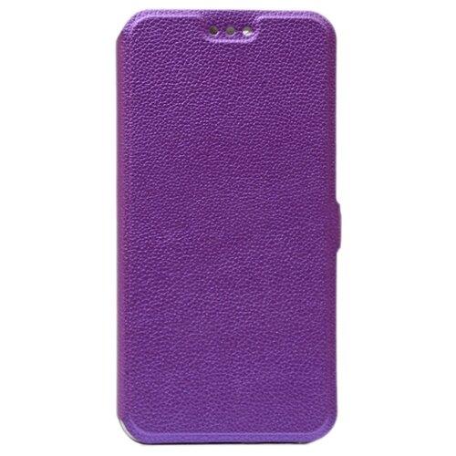 Чехол Gosso UltraSlim Book для Huawei Honor 7A Pro фиолетовый