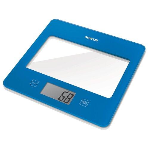Кухонные весы Sencor SKS 5020/5021/5022/5023/5024/5025/5026/5027/5028 синий