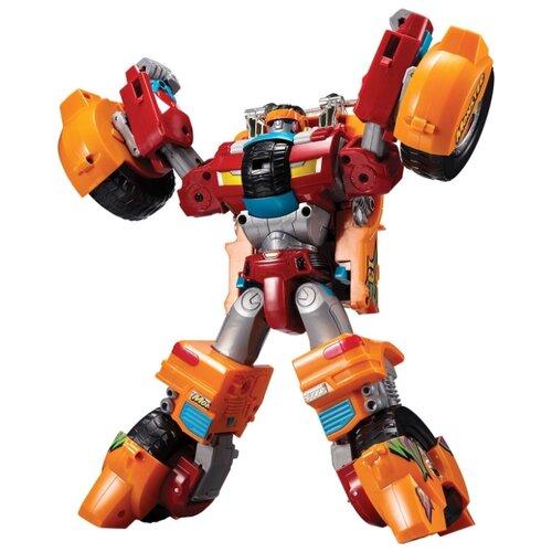 Купить Трансформер YOUNG TOYS Tobot Galaxy detectives Monster 301086 оранжевый, Роботы и трансформеры