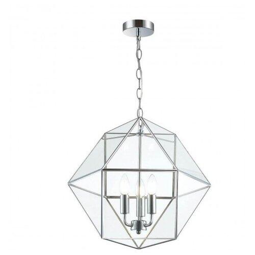 Светильник Favourite Mattis 2298-3P, E14, 120 Вт светильник favourite ternary 2297 3p e14 120 вт