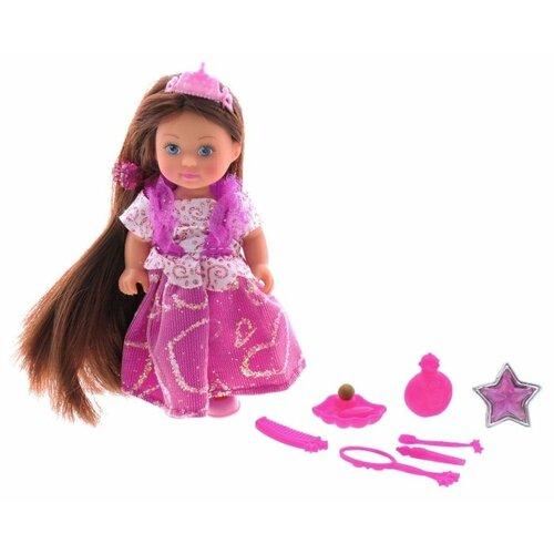 Купить Кукла Simba Еви-длинные волосы 12 см 5737057, Куклы и пупсы