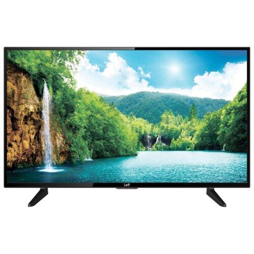 Фото - Телевизор Leff 43F110T 43 (2019) черный телевизор leff 55u610s 55 2020 на платформе яндекса черный