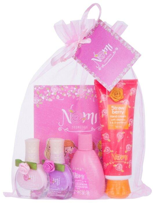 Набор косметики Nomi Розовое настроение