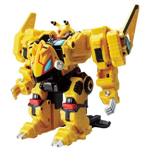 Купить Трансформер YOUNG TOYS Monkart Мегароид Васпер 330010 желтый/черный, Роботы и трансформеры