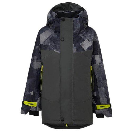 Купить Куртка Oldos размер 170, серый, Куртки и пуховики